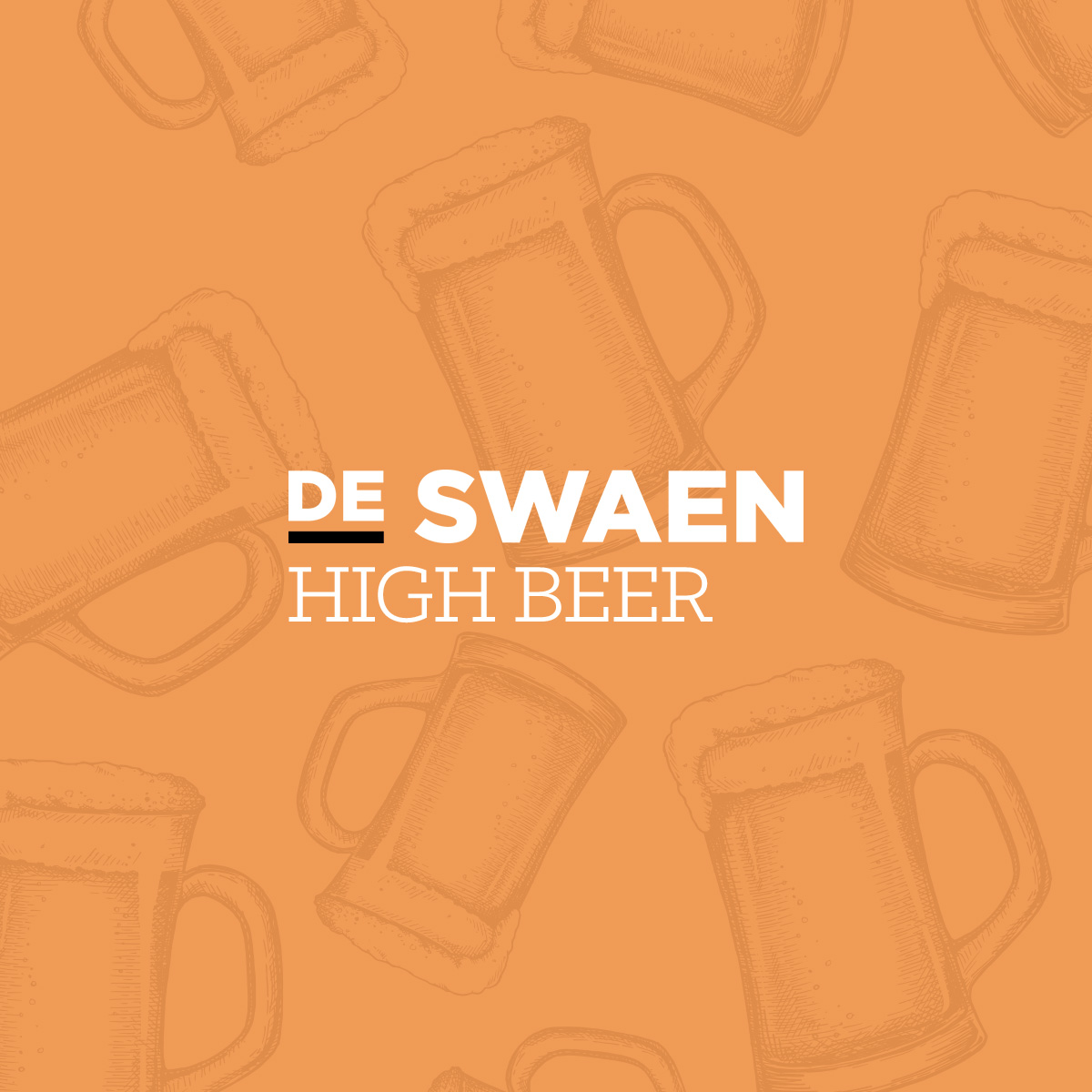 Eetcafe de Swaen High Beer