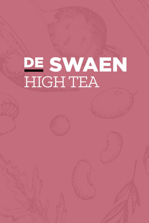 Eetcafe de Swaen High Tea